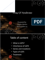 Long QT Syndrome