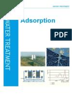 Tretman voda- Adsorpcija