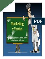 Diapositivas de Gestion de Negocios II - Marketing y Ventas