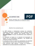 Acuerdo 696