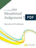 SJT1 Questions