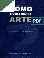 Como Evaluar El Arte