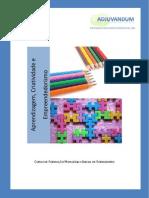 Manual Submódulo Aprendizagem, Criatividade e Empreendedorismo