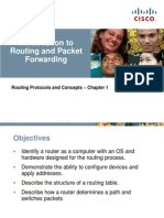 Exploration Routing Chapter 1(Bupt)
