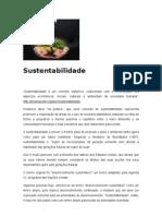 Sustentabilidade Para Blog
