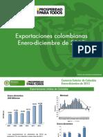 2012 Exportaciones Diciembre Final (1)