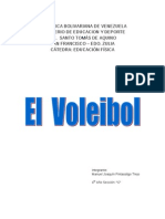 El Voleibol Version 2
