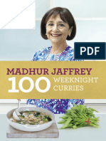 Madhur Jaffrey 100 Weeknight Curries