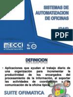Presentacion OAS SIG - Daniel Martínez