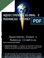 Aquecimento Global Aula