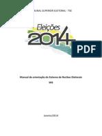 TSE Manual Sre Versao Final Fev 2014