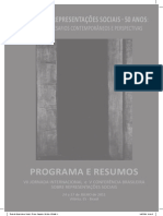 Teoria Das Representacoes Sociais - 50 Anos - Programa e Resumos - MIOLO IMPRESSAO-1