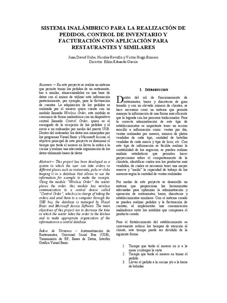 Vistoso Ieee Plantilla De Informe Patrón - Colección De Plantillas ...