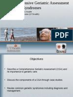 Geriatric Syndromes