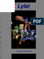 Star Fox Rulebook Beta