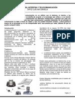 Telefonia Interfon y Telecomunicaciones