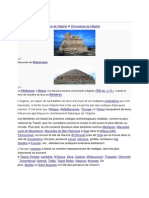 Histoire Algerie Prehisoire-contemporaine