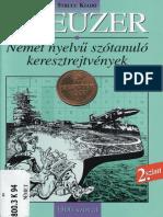 Kreuzer (2.szint, 1500 szóval)
