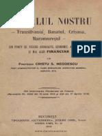 Ardealul Nostru 1919