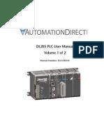 Manual PLC's