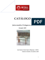Catálogo de Juristas portugueses no século XIX