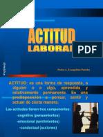 ACTITUD LABORAL