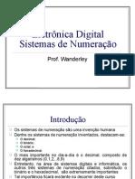 wanderleycardoso-Aula 1 - Sistemas de Numeração