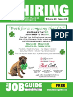The Job Guide Volume 26 Issue 04