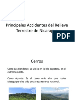 Principales Accidentes Del Relieve Terrestre
