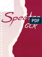 Spectre GCR Manual
