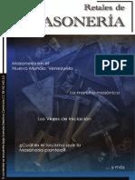 Retales Masonería 35 - Marzo 2014