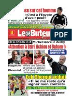 LE BUTEUR PDF du 14/10/2009