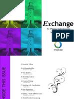 Exchange Off Campus Newsletter Issue1