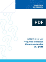 Ciencias Naturales 9o