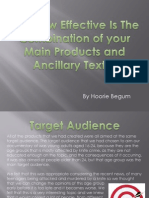 Q2 How Effective is the Combination of Your Main Products and Ancillary Texts
