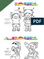 Dibujos Para Engargolado Ingles