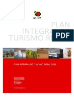 Plan Integral de Turismo Rural 2014
