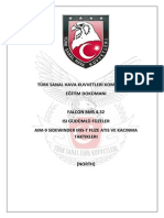 AIM9 kullanımı ve taktikleri