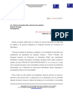 modeolocartadesolicituddeproyectos-120419141131-phpapp02