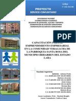 (CSC-02-03) Estructura Del Proyecto