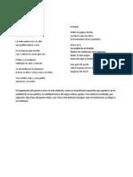 Octavio Paz, Interior y A través