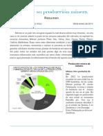México y su producción minera.pdf