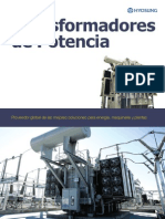 Power Transformer Catalog Spanish June2011