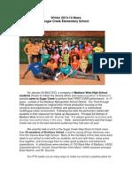 sc winter newsletter 2013 14