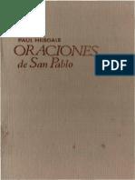 Hilsdale Paul - Oraciones De San Pablo.pdf