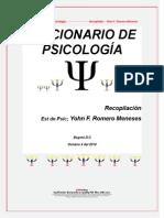 Diccionario Psicologia 1