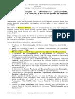 Apostila - Planejamento Organização Direção Controle Gestão Pessoas