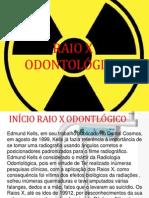 RAIO X    ODONTOLÓGICO