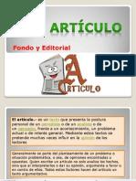 Articulo de Fondo y Editorial (1)
