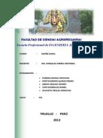FACTORES Y ELEMENTOS DE DISEÑO DE BOCATOMA